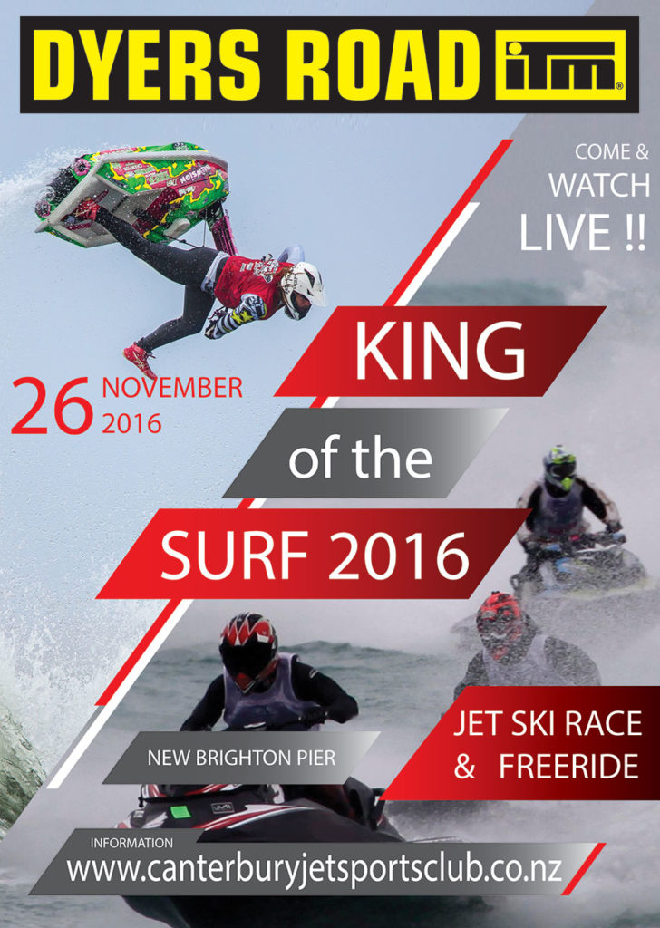 ITM Dyers Road King of the Surf 2016