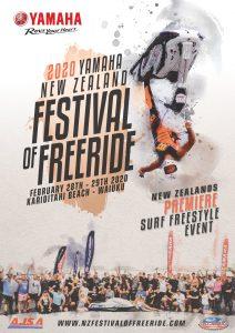 Festival of Freeride poster